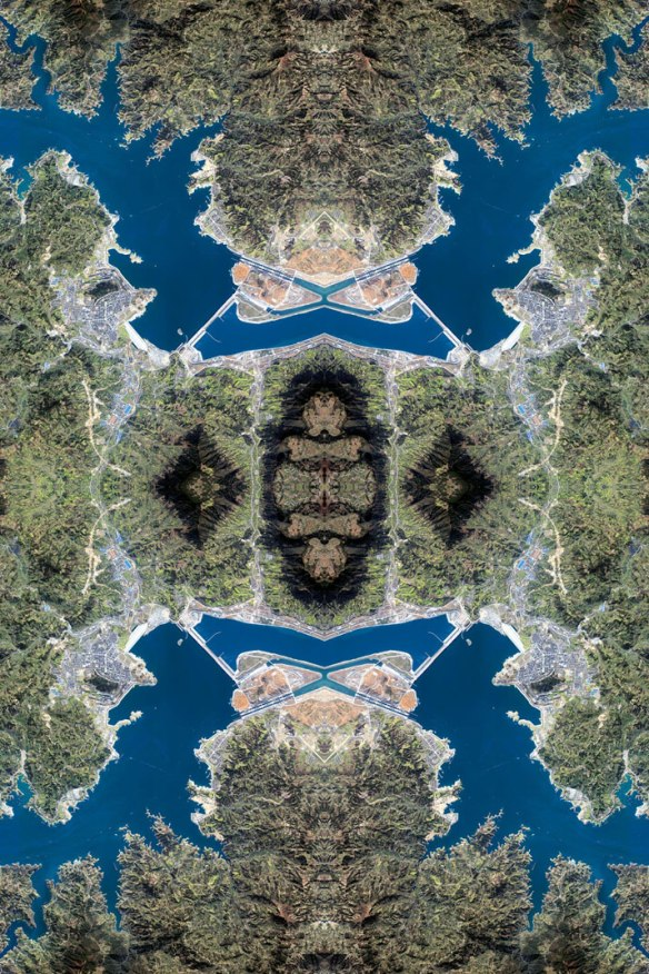 Anthropocene-David-Thomas-Smith-The-Copper-House-Gallery-Dublin-yatzer-4 three gorges